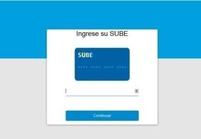 Sube,  cuidado  con una página  que captura datos  de tarjetas de crédito y débito.