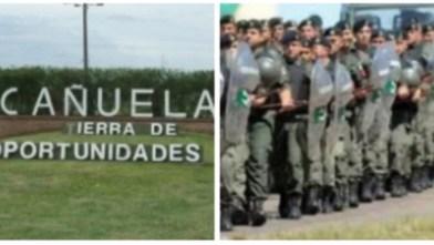 Cañuelas las Fuerzas Federales están ultimando los protocolos para controlar y actuar con las Autoridades Locales en el Partido de Cañuelas.