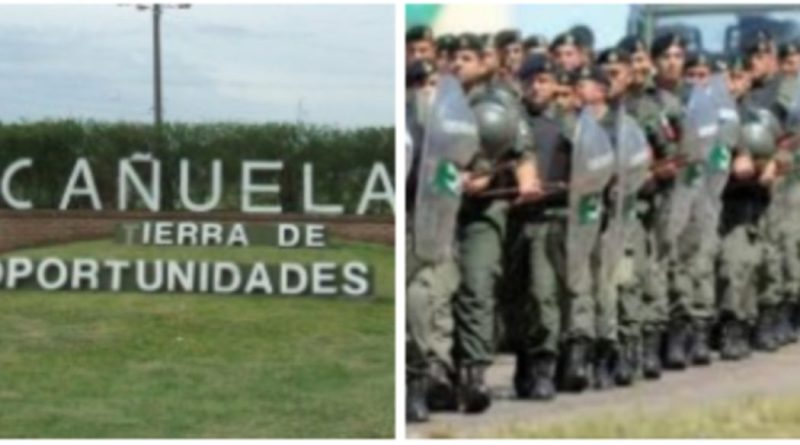 , Cañuelas las Fuerzas Federales están ultimando los protocolos para controlar y actuar con las Autoridades Locales en el Partido de Cañuelas., Cañuelas Noticias-CNoticias de Argentina