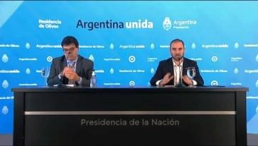 Coronavirus COVID-19, Bono de $10.000 pesos para monotributistas y trabajadores informales en Argentina.