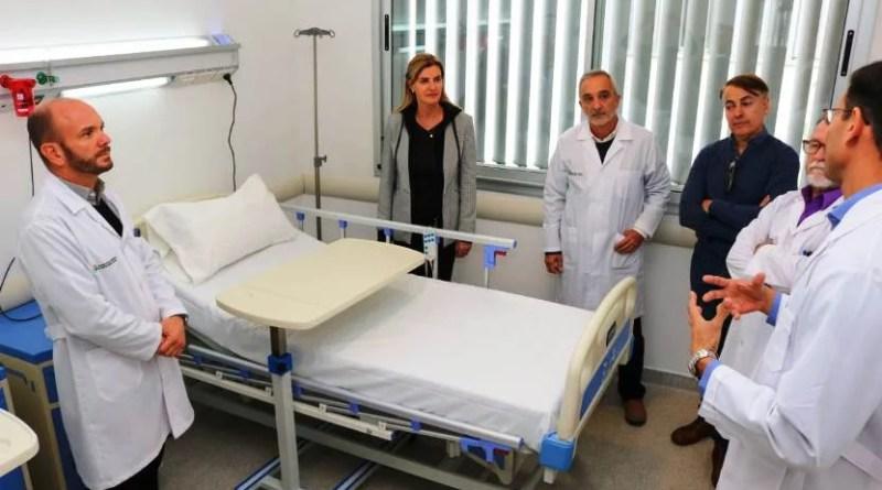 , Cañuelas  Coronavirus  COVID-19: El Hospital Néstor Kirchner recibió el equipamiento para el nuevo pabellón de aislamiento., Cañuelas Noticias-CNoticias de Argentina