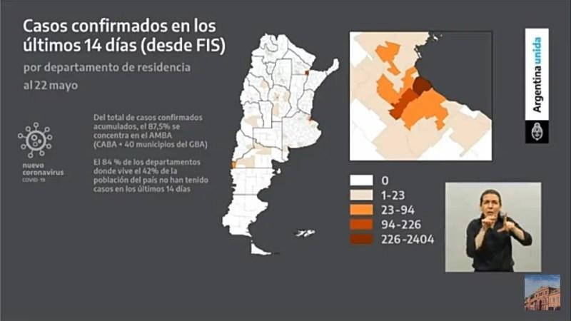 15902774837331093009821 Argentina Coronavirus COVID-19: se extiende la Cuarentena obligatoria hasta el 7 de Junio del 2020.