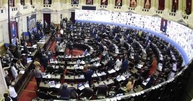 , Diputados de la Nación Argentina aprobaron el proyecto para eximir de ganancias a trabajadores de la salud y seguridad, Cañuelas Noticias