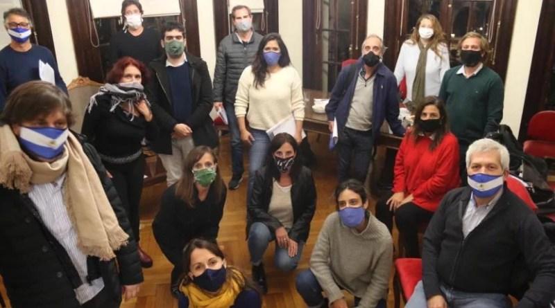 , Ciudad Autónoma el Frente de Todos rechazó la Ley de Emergencia de Larreta ., Cañuelas Noticias - Noticias de Argentina