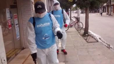 Cañuelas COVID-19: 21 contagios, 56 sospechosos, 64 en aislamiento, 2 fallecidos, 10 recuperados.
