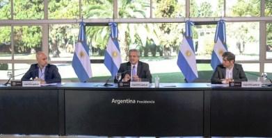 Coronavirus: El Presidente anunció que el AMBA vuelve a una fase de aislamiento estricto hasta el 17 de julio