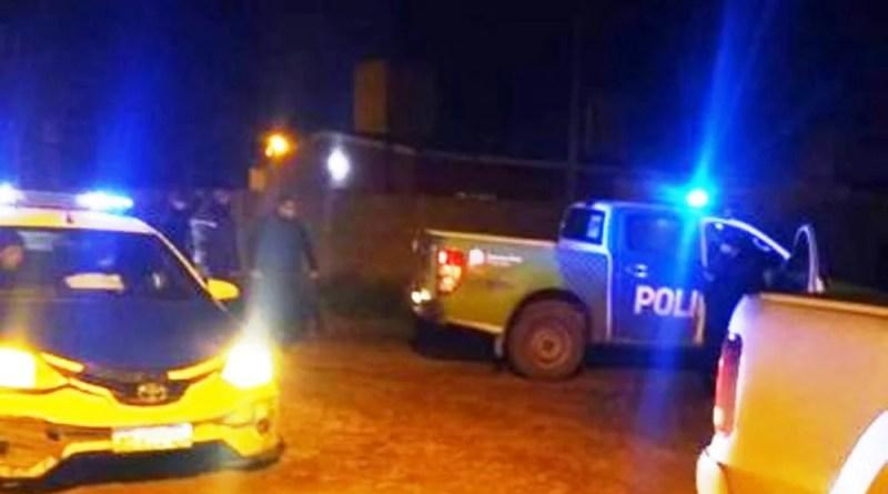 Policia los Varela en los Aromos