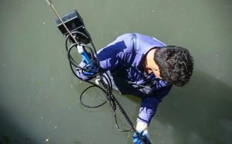 ACUMAR comenzará mediciones de agua y sedimentos en la Cuenca en el marco de la pandemia