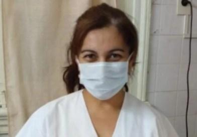 En Cañuelas vive la Dra Verónica Alderete que es Infectologa del Hospital Fernández realiza una campaña de donación de Plasma.
