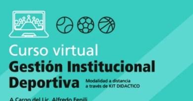 , Cañuelas: Curso de Gestión Institucional Deportiva., Cañuelas Noticias-CNoticias de Argentina