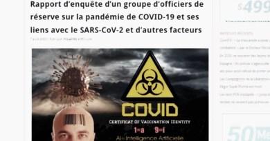 , Alerta: Informe de investigación del grupo de oficiales de reserva del Ejercito Francés de la pandemia COVID-19, Cañuelas Noticias-CNoticias de Argentina