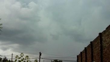 Alerta Meteorológico - por tormentas fuertes en la zona.