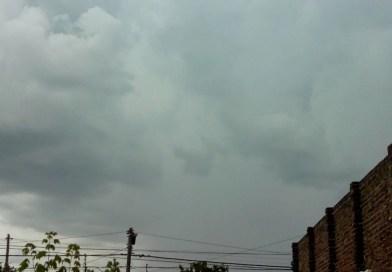 Alerta Meteorológico – por tormentas fuertes en la zona.