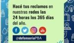 Cañuelas- La Defensoría del Pueblo PBA se suma a la Campaña Vacunate Buenos Aires