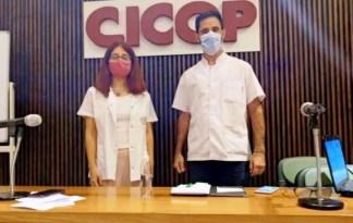CICOP - Se renovaron las máximas autoridades de gremio de profesionales de la salud pública bonaerense.