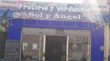 Cañuelas - Verdulería Sol y Ángel los mejores productos.