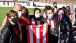 Cañuelas - se entregaron 22 equipos térmicos para la liga femenina de fútbol.