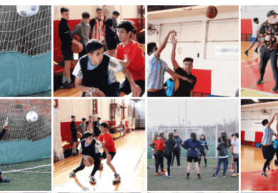 Cañuelas – Comenzaron a entrenar los seleccionados cañuelenses, para los Juegos Bonaerenses.