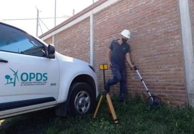 El OPDS participó de la inspección a la Estación Transformadora Aeroclub de EDENOR