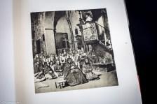 Sermón en la aldea. 1903