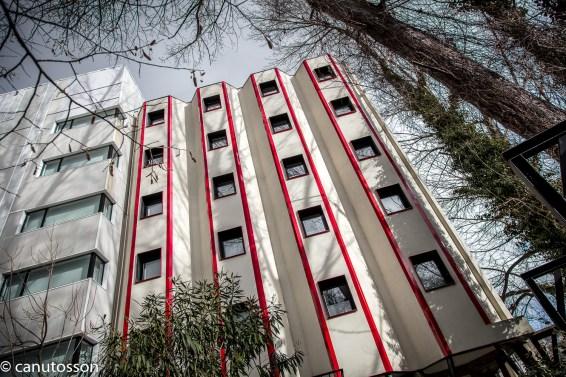 Hotel Tximista, Estella-Lizarra.
