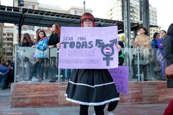 no a la transfobia