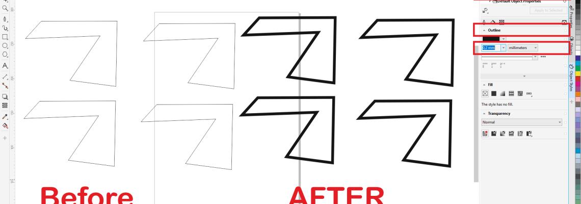 CorelDRAW for Mac and Windows, 2019, Multiple changes to bjects, fills, using Object Styles Docker, Stefan Lindblad, CorelDRAW Master, Illustrator