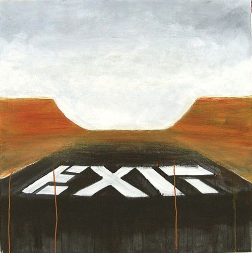 Akrylmålningar, tavlor, Stefan Lindblad konstnär, Snapshot stories, Arizona, USA