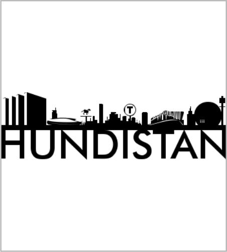 Hundistan, logotyp, logga, design, Stefan Lindblad
