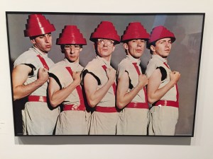 "MOCA Cleveland's presentation of ""Myopia"" features Mothersbaugh's musical career and includes this group photo of the band Devo. PHOTO 