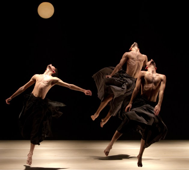 "Kibbutz Contemporary Dance Company, one of Israel's premier dance troupes, recently performed ""If At All"" at the Ohio Theatre at Playhouse Square as part of Cleveland Israel Arts Connection. Uri Nevo / Jewish Federation of Cleveland"