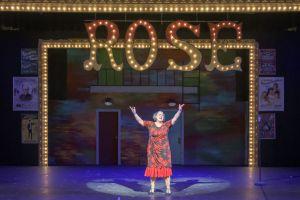 Natalie Blalock as Mama Rose. Photo / Andy Dudik
