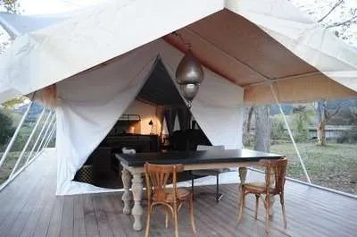 Jungle Safari Tent Luxury 3