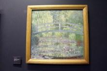 Le Bassin aux nymphéas, harmonie verte. Claude Monet. 1899