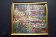 Le Bassin aux nymphéas, harmonie rose. Claude Monet. 1900