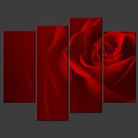Red Canvas Wall Art - affordable canvas wall art prints ...