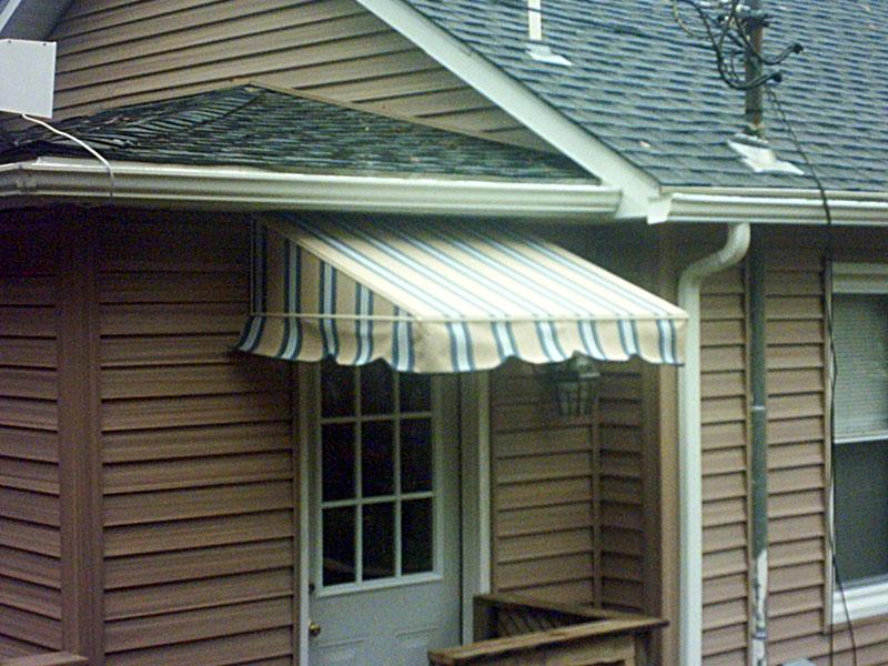 Door Canopies  Photogalleries  Canvas Specialties