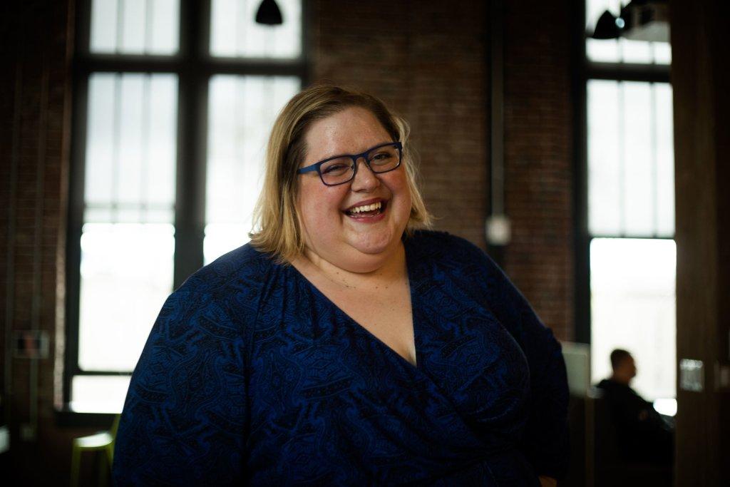 Rebecca Alexander, AllGo Founder