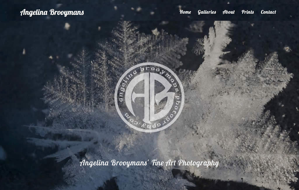 Angelina Brooymans' Fine Art Photography and Prints