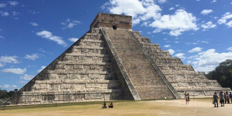 Chichen Itzá El Castillo