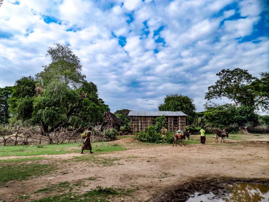 Ethiopia Village Life