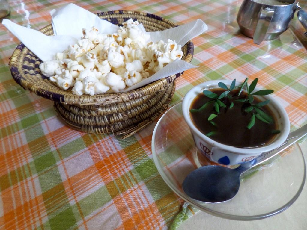 Ethiopian Coffee Ceremony Popcorn