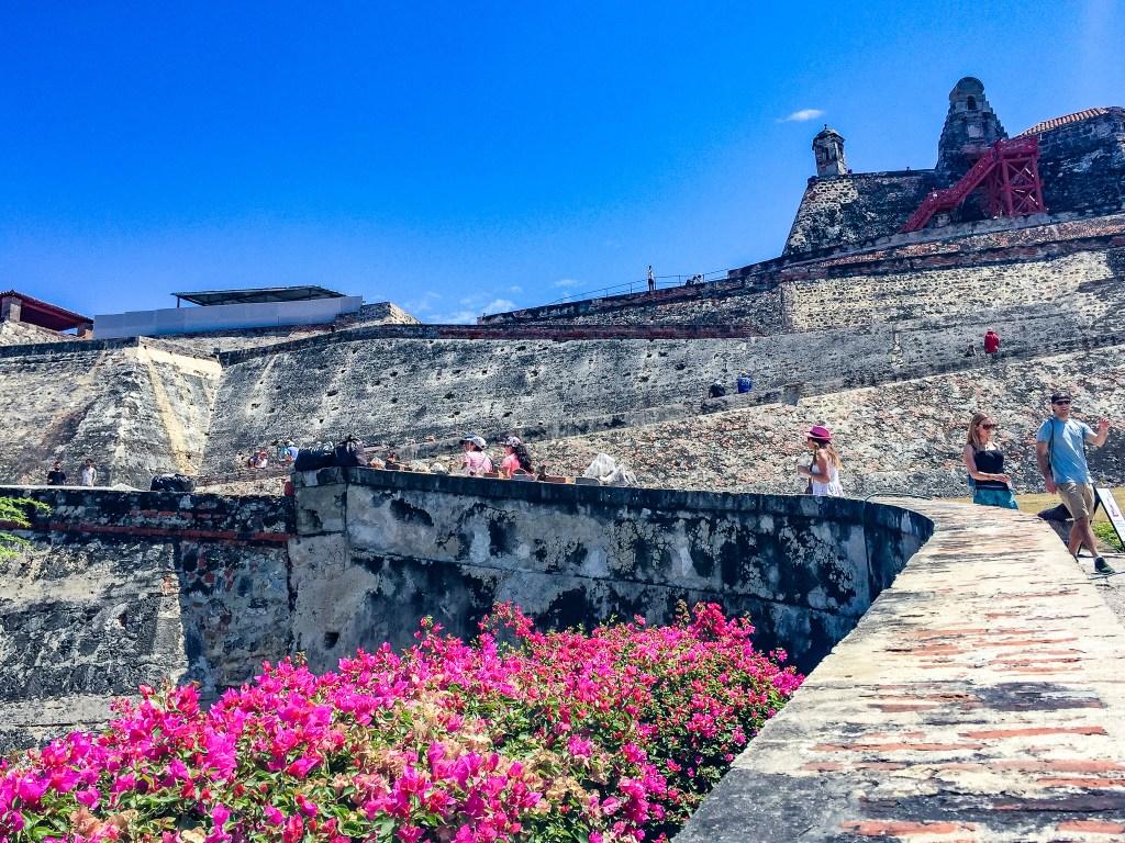Things to do in Cartagena Colombia - Castillo de San Felipe