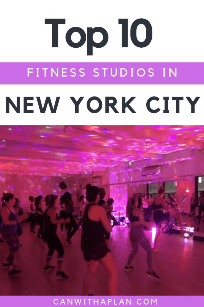 Top NYC Workout Studios on ClassPass