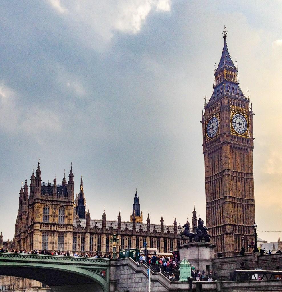 Big Ben - Palace of Westminster - London