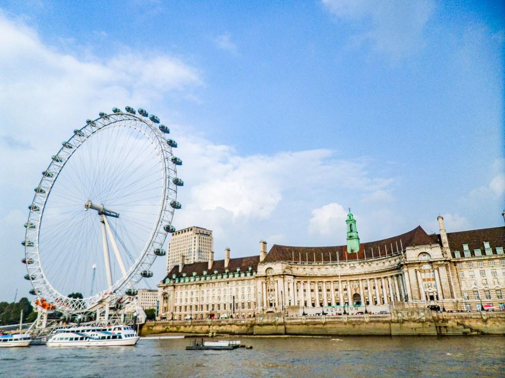 London Eye - River Thames
