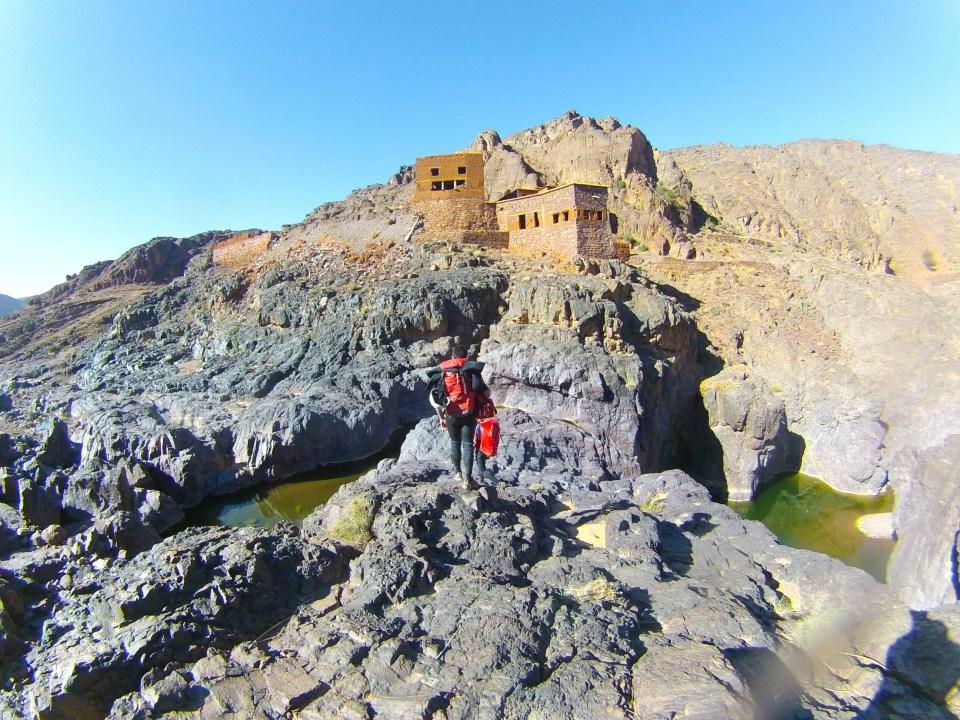 Canyoning dans d'autres régions au Maroc comme Ouarzazate.
