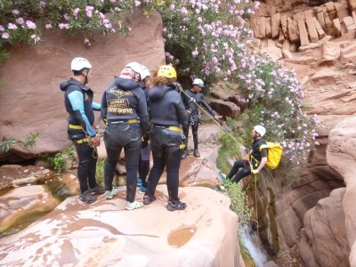 canyon MARIWATE marrakesh maroc morocco canyoning (27)