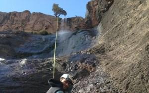 Canyoning dans d'autres régions du Maroc comme le Col du Tichka.