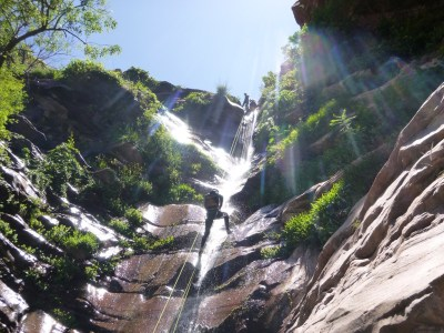 Canyoning Maroc Ourika morocco marrakech (46)
